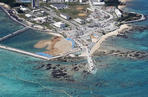 沖縄投票始まる
