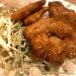 鶏胸肉(エビチリ風)