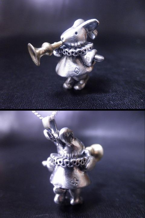 アリスウサギ銀