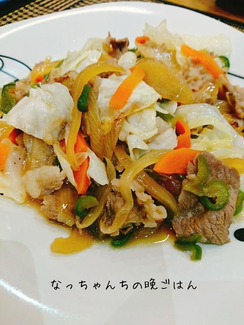 15029471野菜炒め