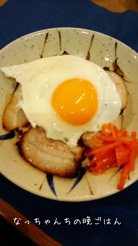 15028515焼き豚丼