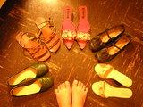 footwares