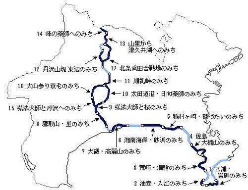 神奈川ふれあいの道