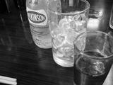 ウイスキー+ソーダー
