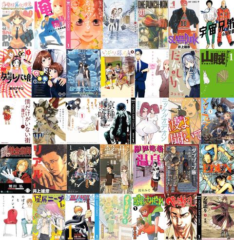 おすすめ 漫画 10 巻 程度