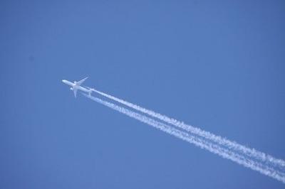 岡山直行便は飛行機が大きくない