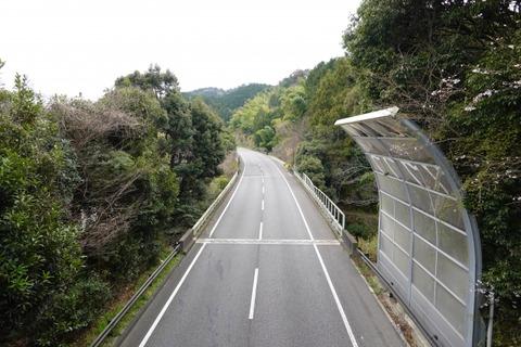 田舎に増え続ける道路