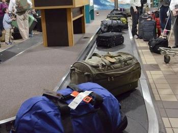 岡山空港まで無事荷物は届くのだろうか?