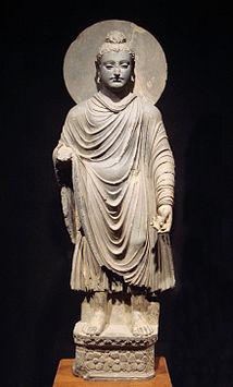 214px-Gandhara_Buddha_(tnm) (1)