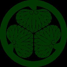 220px-Mitsubaaoi.svg