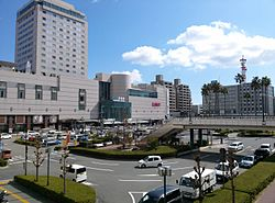 Tokushima-station