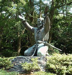 240px-Ōkuninushi_Bronze_Statue