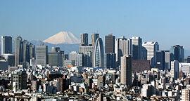 東京が舞台のRPGあったらラスダンは都庁でええか?