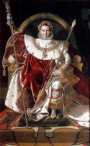 300px-Ingres,_Napoleon_on_his_Imperial_throne (1)