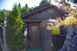 52 北横岳ヒュッテ有料トイレ100円