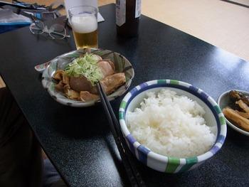 16 モツご飯
