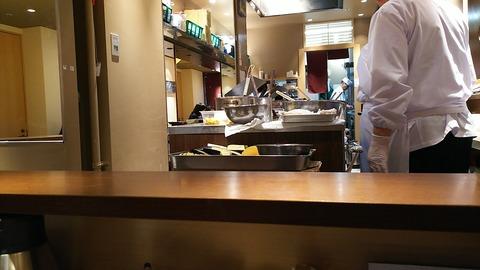 天ぷら食堂 ひさご 江戸NOREN1階 5