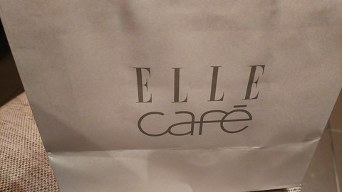 ELLE CAFE 銀座Six 3