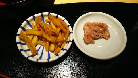 天ぷら食堂 ひさご 江戸NOREN1階 9