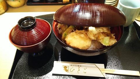 天ぷら食堂 ひさご 江戸NOREN1階 7