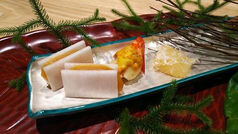日本料理 観山 京都高辻通 9