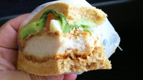 Wa's sandwich 新宿ニュウマン2F 5