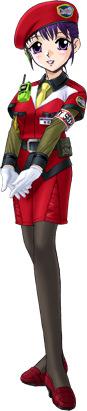 春菜のテーマパーク制服(警備)