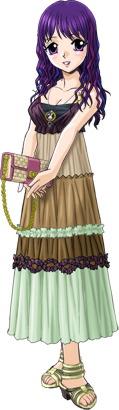 春菜の秋の私服(2009)