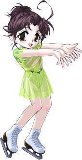 2006-02冬音フィギュアスケート衣装2