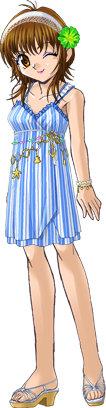 2007-07絢夏の夏服
