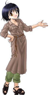 2007-09絢夏の私服