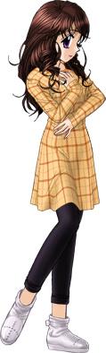 2007-09春菜の私服