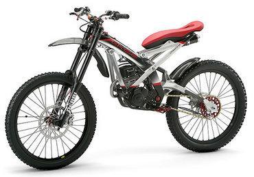 自転車の 自転車 面白い名前 : スペインの Derbi 社が DH2.0 ...
