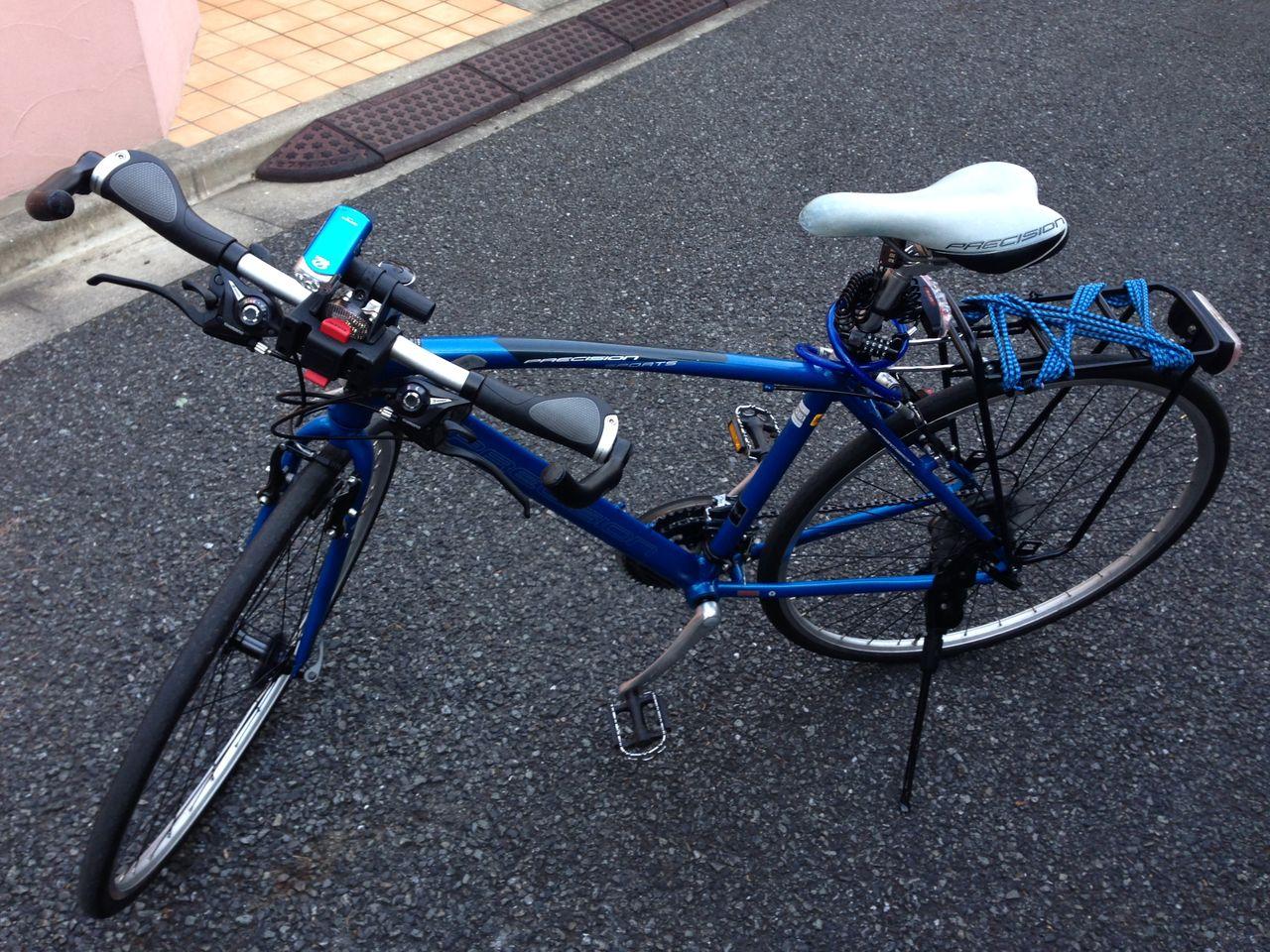 ... 6 : アルミのロバ 自転車記録