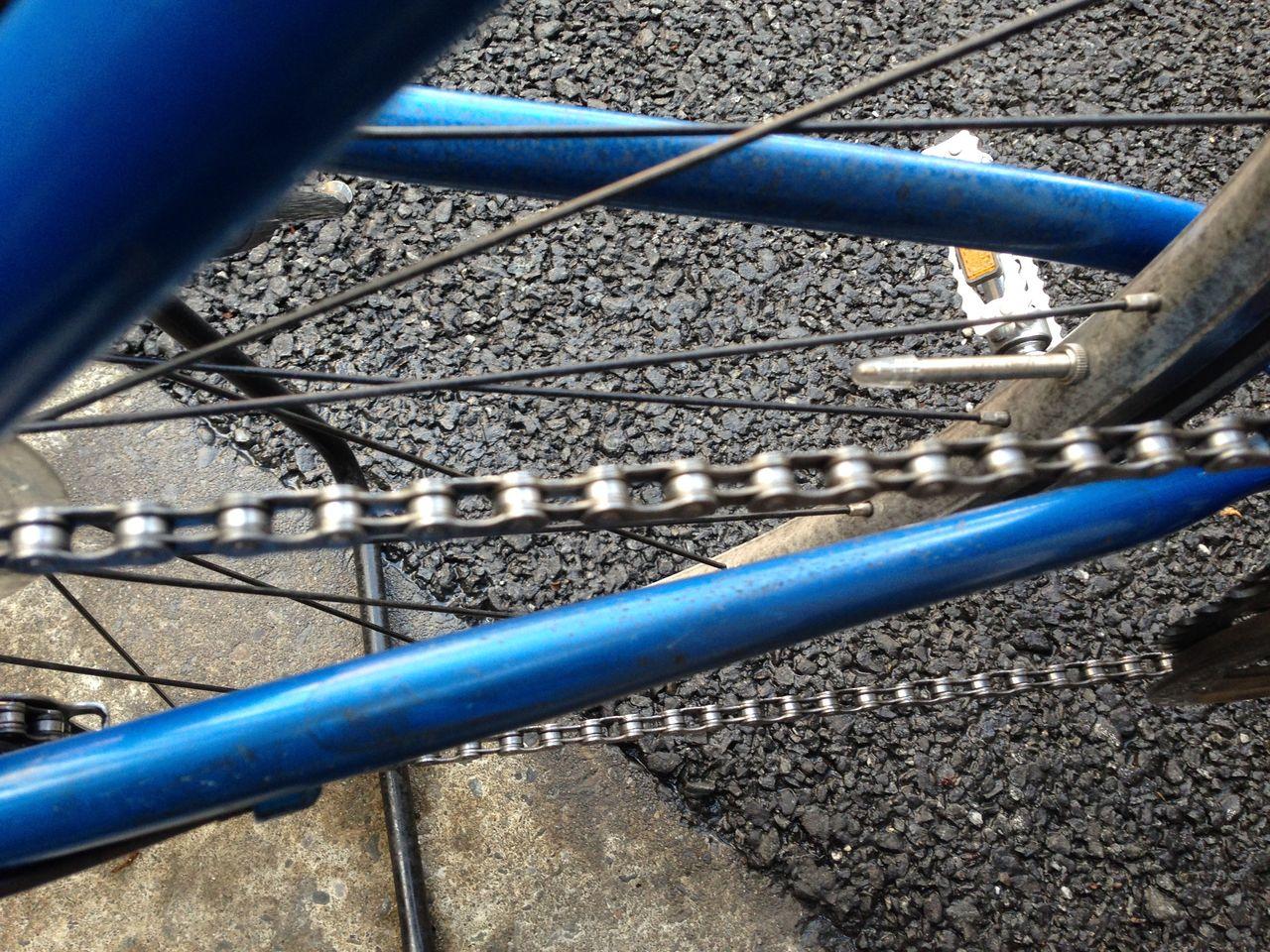 ... 05月 : アルミのロバ 自転車記録