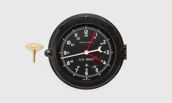 Mechanical-Chelsea-Deck-Clock
