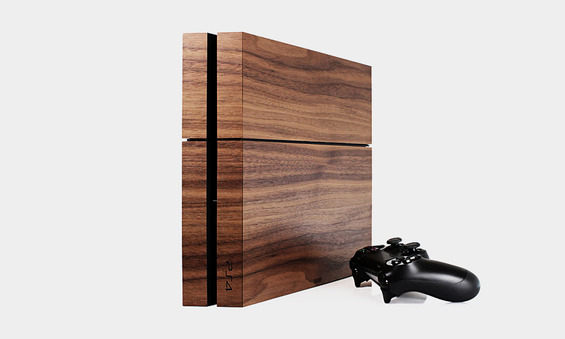 Turn-Your-PS4-into-a-Classy-Piece-of-Wood-Furniture-1