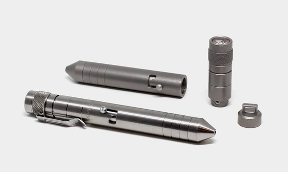Refyne-P1-Titanium-Pen-Flashlight-new