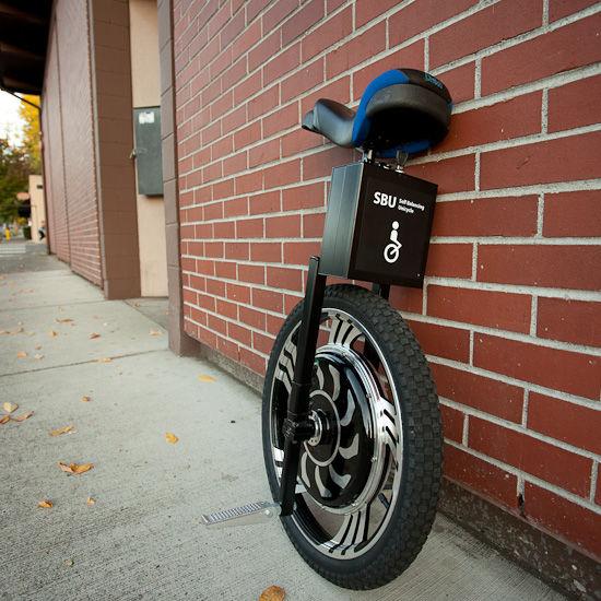 自転車の 自転車 体幹 : One Wheel Electric Bike