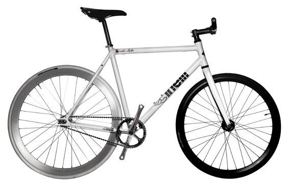 Cinelli x Boski   Custom Fixed Gear Bicycle