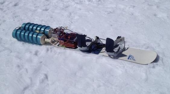 propul surf snowboard