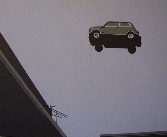 ORIGINAL MINI, THE ITALIAN JOB, HIGH FLYER