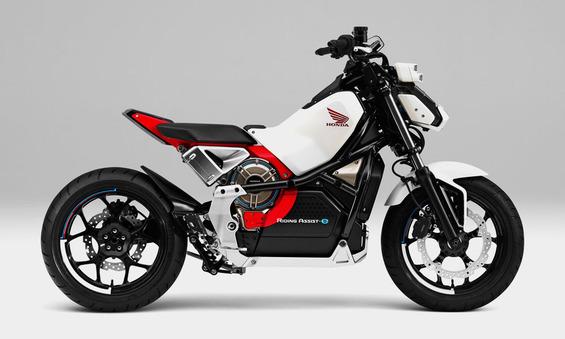 Honda-Riding-Assist-e-Self-Balancing-Motorcycle