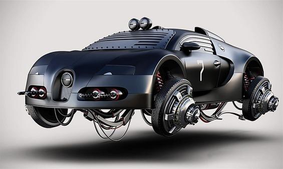 Artist-Created-a-Series-of-Futuristic-Apocalypse-Vehicles-4