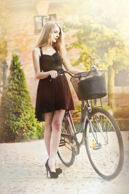 自転車の 自転車 面白い名前 : Maria High Heels
