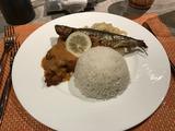 焼き魚(イワシ)