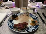帝京軒で夕食