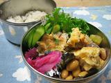鶏バンバンジー弁当