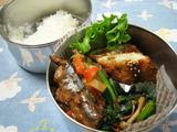 白身魚のフライ弁当