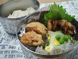 豚肉と茄子の黒酢オイスター炒め弁当